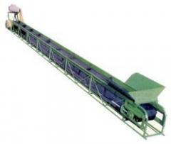 Conveyor, conveyor tape.