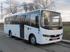 Автобус ATAMAN A-09216 Междугородный