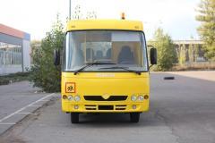 Автобус ATAMAN D093S201 Полноприводный школьный автобус малого класса на базе агрегатов Isuzu.