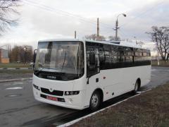 Междугородний автобус  Богдан A-09216