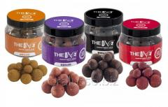 Бойли The One Gold Hook BoilieS Soluble 14/18/22мм Mix 150g
