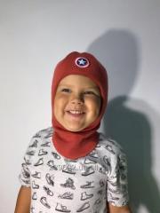 Winter cap we send the Captain America