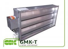Клапан утепленный GMK-T