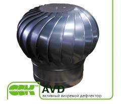 Střešní ventilační prvek otáčení AVD-250