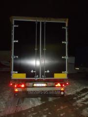 Automobile gate (trailer, semi-trailer)