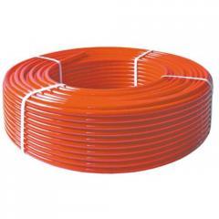 Труба для теплого пола с кислородным барьером ISO Oxygen EkoplastiksBarrier 120C Чехия