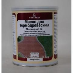 OIL FOR THERMOWOOD