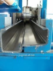 Производство гнутых профилей: швеллеры и уголки