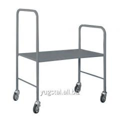 The cart with the shelf of TSh-P-1