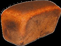 Хліб житній із обдирного борошна