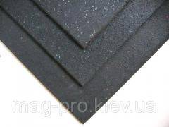 Rubber mat of Eco Sport, 10 mm