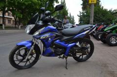 CHALLENGER GRX-125RS СITY SHUTTLE