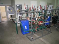 Пункт индивидуальный тепловой ИТП-480