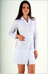 Robe de chambre medicales