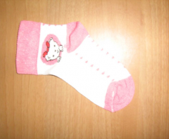 Детские носки  х/б, лайкра, лайкра-спорт, махра -