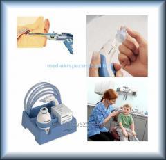 Система для промывания ушной полости (Welch...