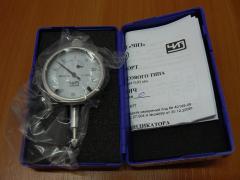 Индикатор часового типа ИЧ 50-по ТУ 2-034-611-84, арт. 10483