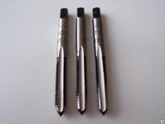 Метчик дюймовый UNC 1 1/4 -7 7 ниток/дюйм , арт.