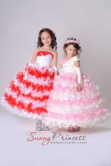 Children's elegant dresses