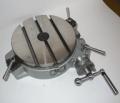Стол поворотный круглый с ручным и механизиро