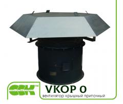 Вентилятор крышный приточный VKOP-0