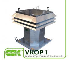 Вентилятор крышный приточный VKOP-1