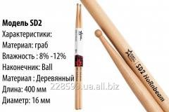 Drum sticks of StarSticks SD2