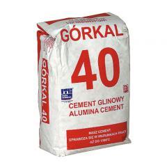 Глинозёмистый цемент Górka Cement Górkal 40