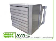 Air and heating unit electric AVN-E