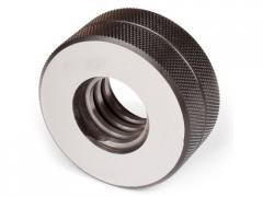 Калибр-кольцо Tr 80х6 8e ПР, арт. 10799