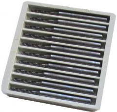 Сверло твердосплавное 0,8 ВК6М комбинированное для