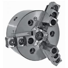 Механизированные токарные патроны без сквозного отверстия Bison-Bial