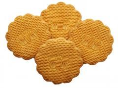 Honey Bee Sugar Biscuits