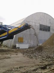 Crushed stone (secondary) low price