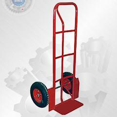 Manual and pltaformenny cart, bochkovoz,