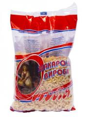Мелкие макароны 1 кг «Ольвия Микс» (Рожка малая)