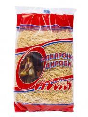 Макароны Вермишель 1 кг «Ольвия Микс»