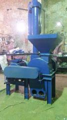 The crusher is molotkovy, DKU, a universal crusher