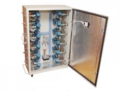 Шкаф давления термостатируемый