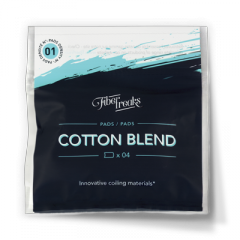 Вата  для намотки фитилей Jwell boite cotton