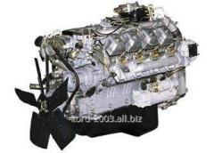 Двигатель КамАЗ 740 дизельный.