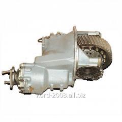 Главная передача КамАЗ-4310, редуктор переднего
