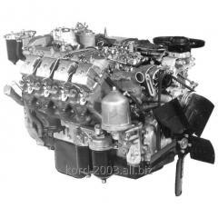 Двигатель КамАЗ дизельный.