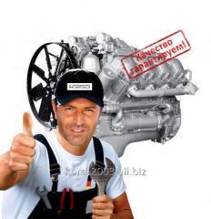Ремонт двигателя ЗИЛ