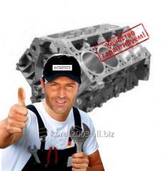 Ремонт блока цилиндров КАМАЗ