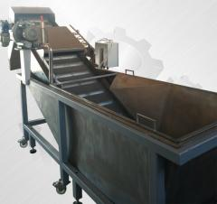 Bubbling sink the jet washer industrial for