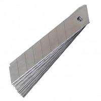 Сменные лезвия для ножей 18мм 10шт Axent 6802