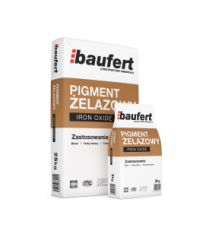 Пигмент для бетона коричневый