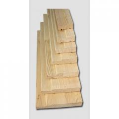 Коробка дверная (деревянная, срощенная)
