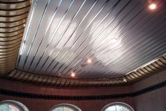 Широкие алюминиевые панели 150мм, 200мм, 300 мм